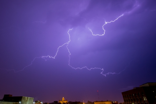 Capitol Lightning